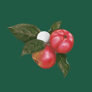 Ruukki Golfin omenat