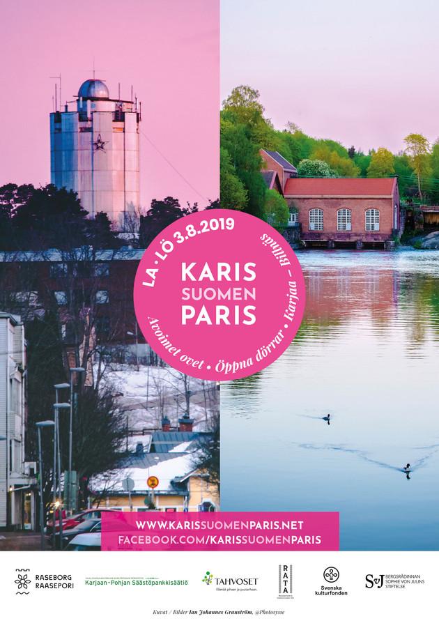 Karis Suomen Paris 2019