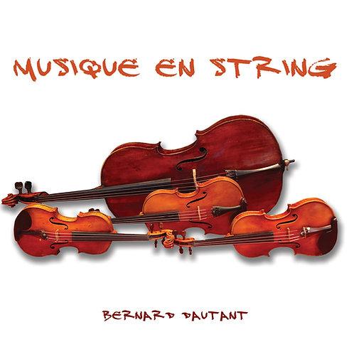 Musique en string