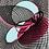 Thumbnail: Fan of pink