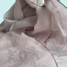 Signature scarf £95 LVH Clasp included