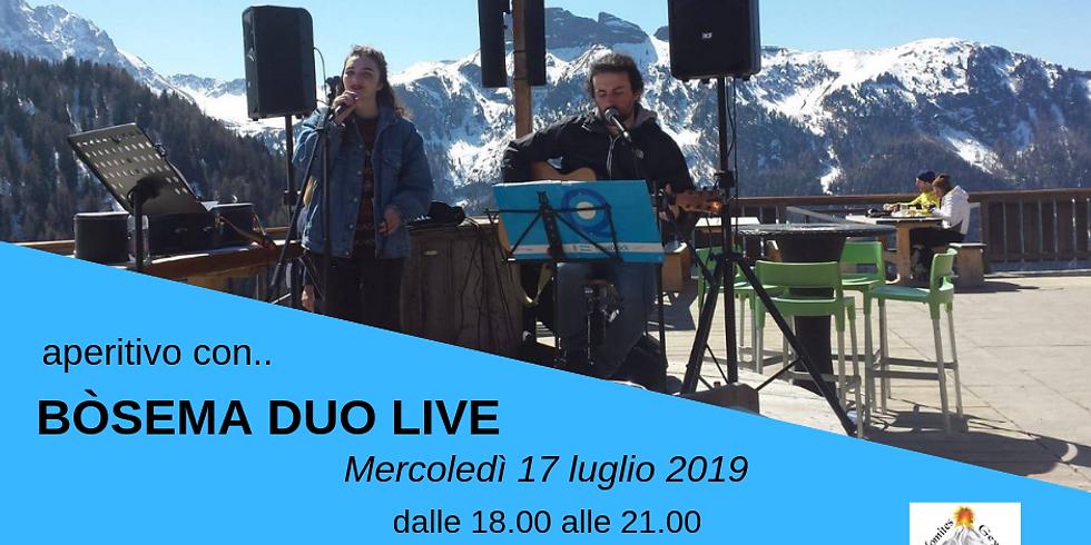 Bòsema Duo Live