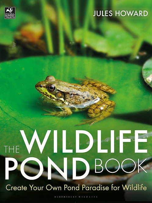The Wildlife Pond Book