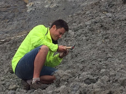 Fossil-hunting