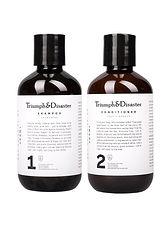triumph-and-disaster-shampoo-and-conditi