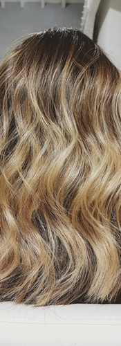 Ice Gold Balayage