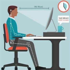 Healthy Computer Posture