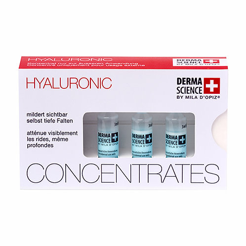 Hyaluronic Ampoules 3-er