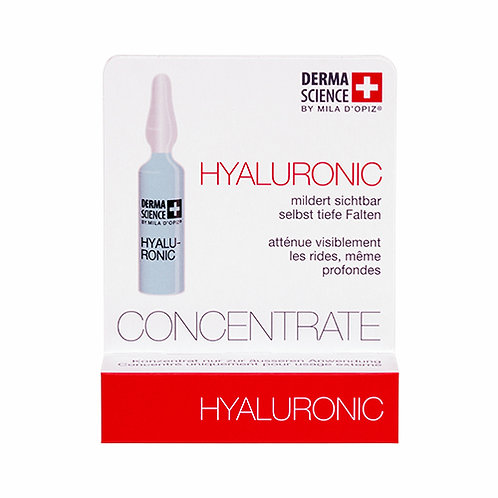 Hyaluronic Ampoules 1-er