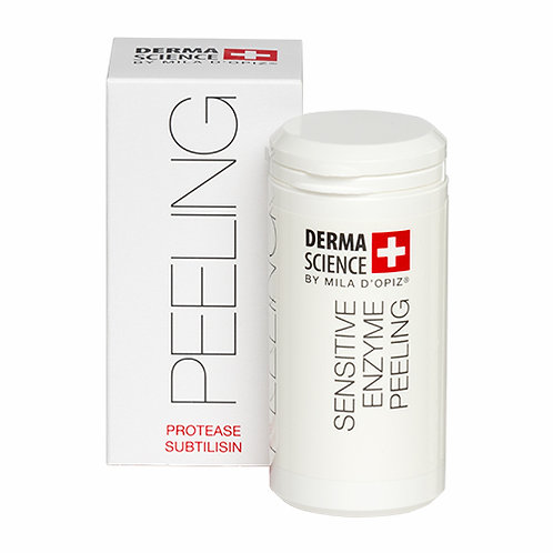 Sensitive Enzyme Peeling