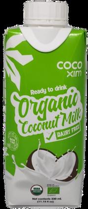 חלב קוקוס אורגני 330 מ''ל