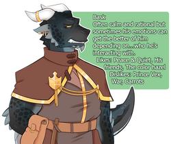 character profiles bask