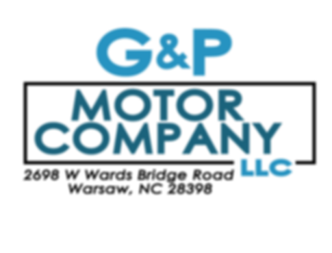 G&P Motor Company Sign without-01 (1).pn