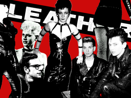 It's A Question Of Lust: Depeche Mode and The Ode To The Female Dominant
