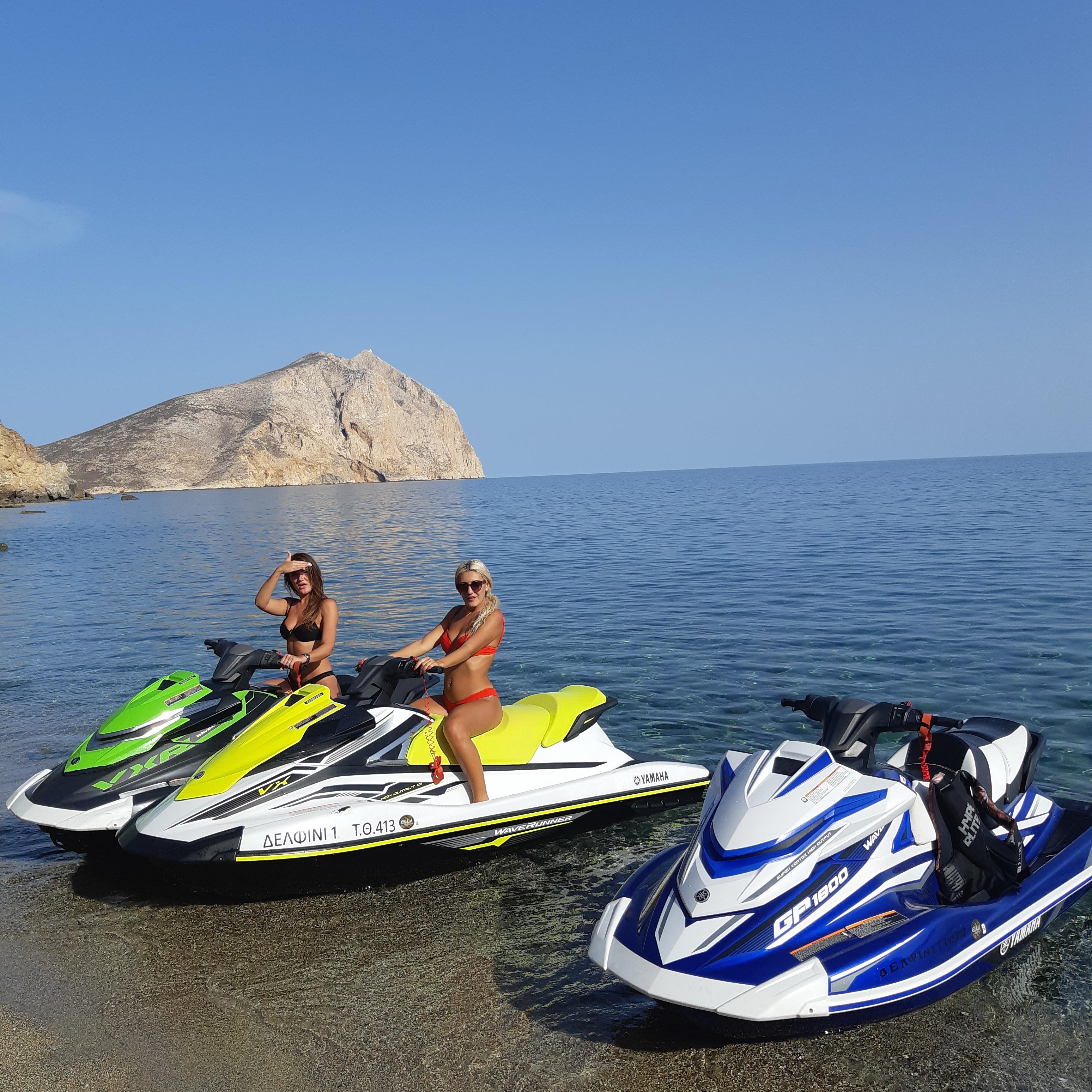 1 Jet ski for safari  tour 1