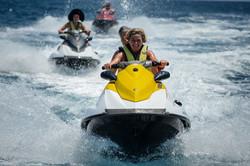 santorini water sports 2015