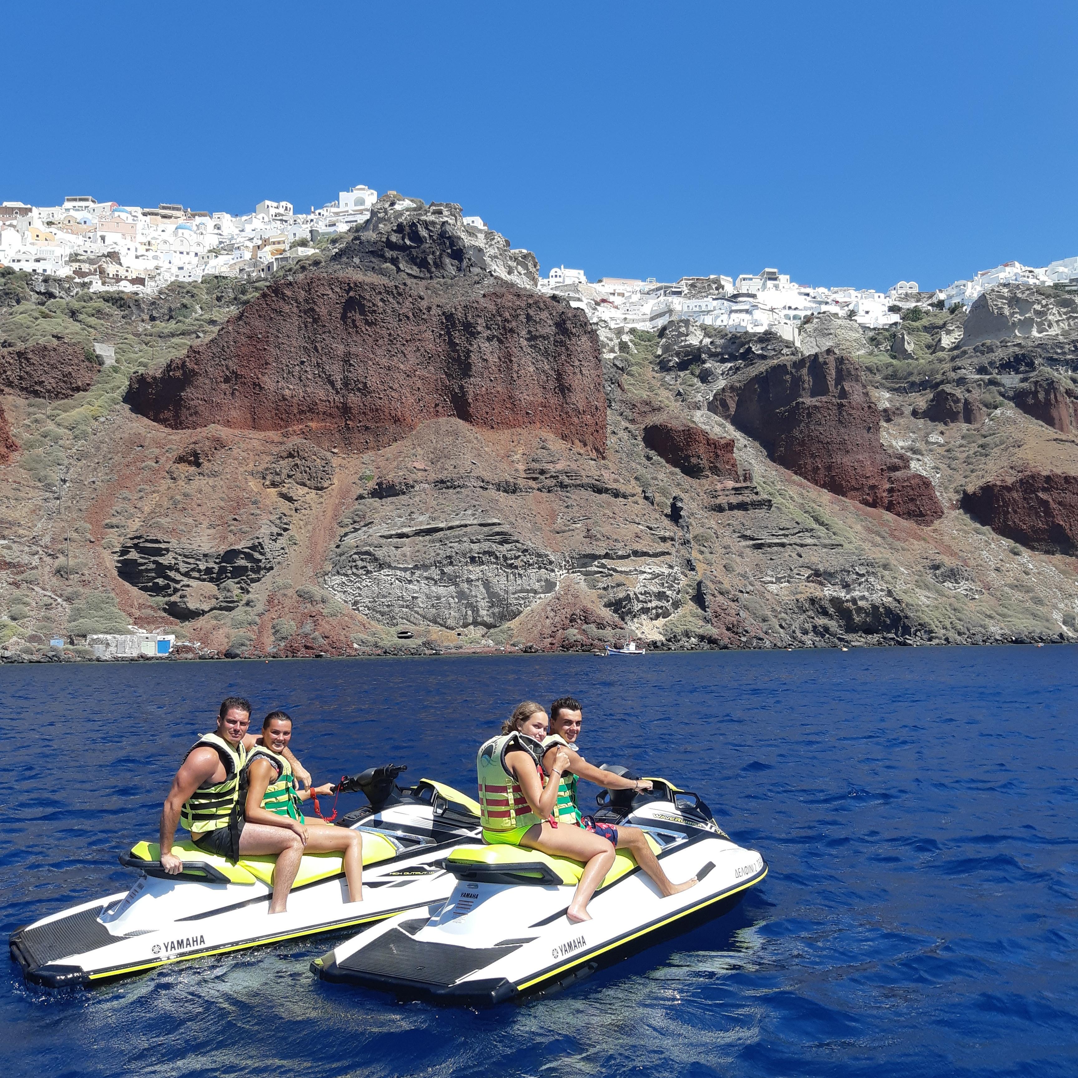 2 Jet skis for safari  tour 1