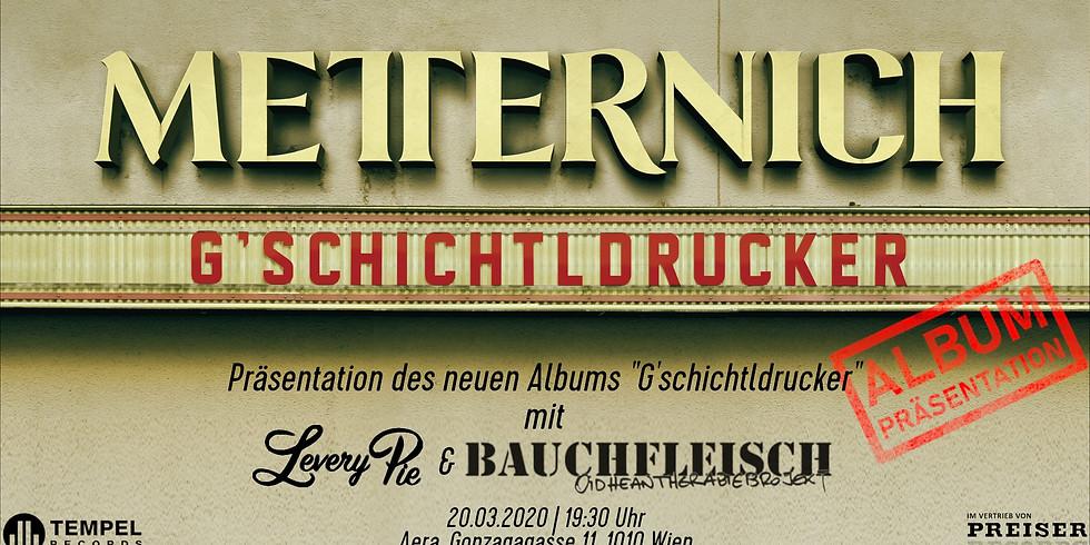 METTERNICH Album Release Show