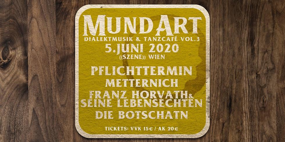 METTERNICH & Pflichttermin - Szene Wien