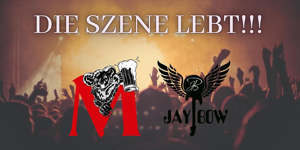 Metternich & Jay Bow LIVE