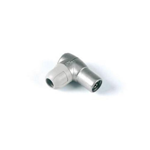 Conetor IEC 4131 - Angular Blindado Fêmea (Saco 25un.)