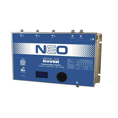 Central Amplificadora Rover Neo 8