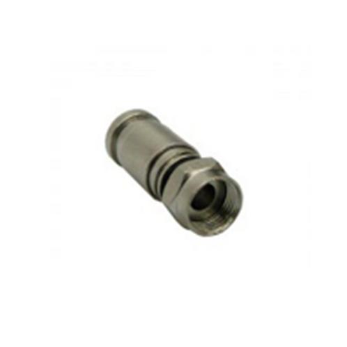 Conetor de Compressão FCM6TE - RG6 (Saco 100un.)