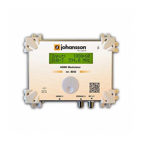 Modulador HDMI  Johansson
