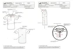Lankaran SS Shirt Design Spec