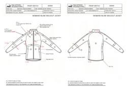 Walkout Jacket Spec