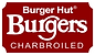 Burger Hut Burgers Charbroiled