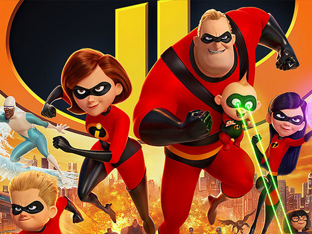 'Incredibles 2' - A Hooligan Review