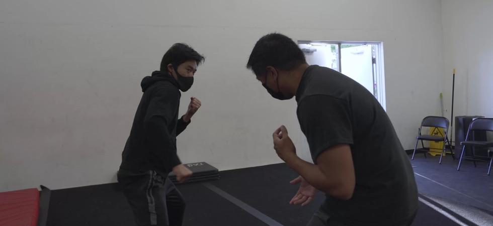 Victor vs J Hooligan
