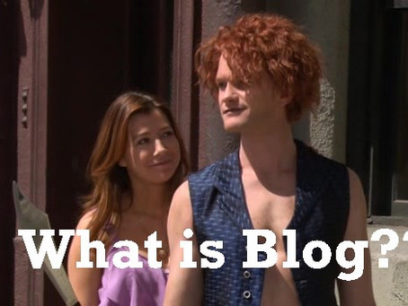What Is Blog Exactly??