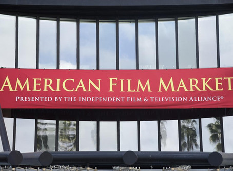 Fast Times at the American Film Market 2018