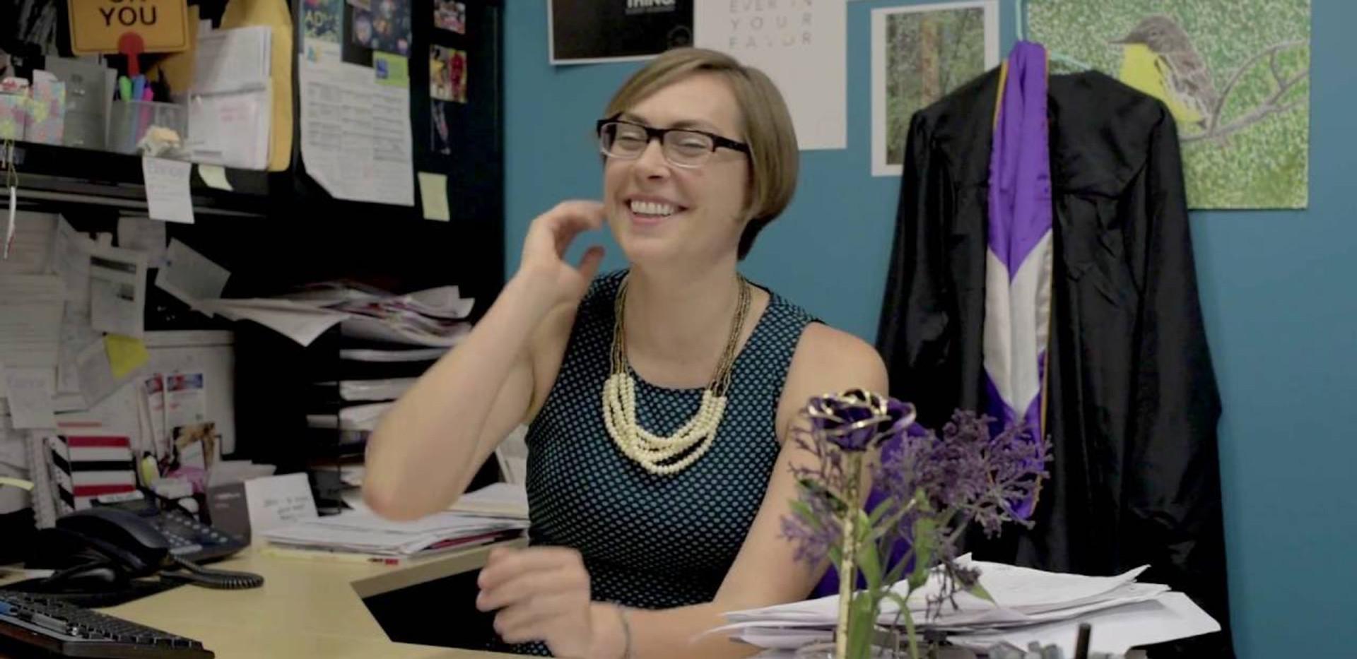 Erin Hennessy - Three Dates Blooper Reel