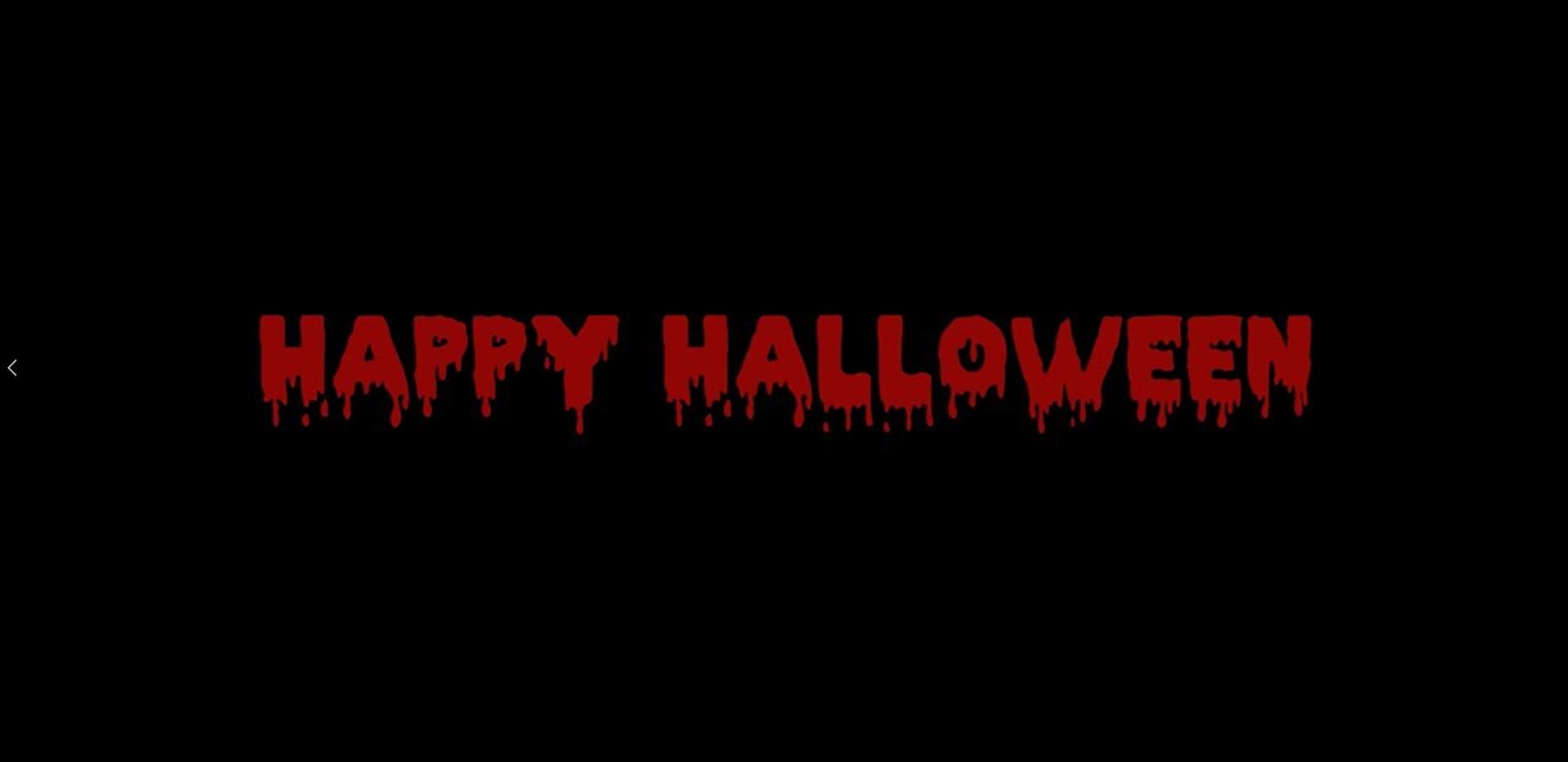 Happy Halloween Trailer