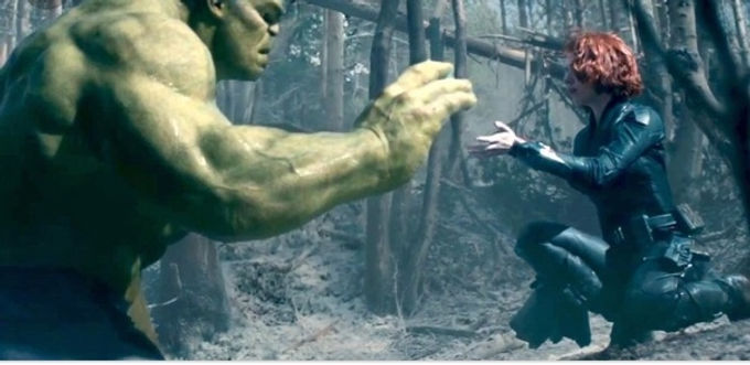 Singing to the Hulk and other coping skills