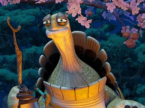 Mindful Kung Fu: The Wisdom of Master Oogway and the Power of Living in the Present