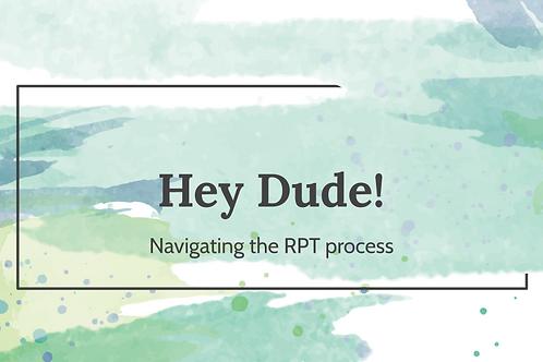RPT Tracking Form