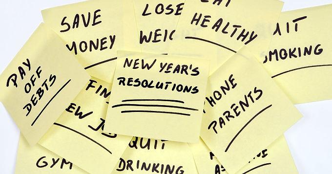 Goals Over Resolutions