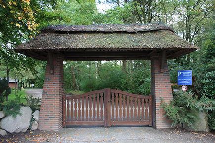 Ahnenstätte Conneforde, Bestattungshaus Tapken & Söhne Wiefelstede