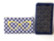 custom design eyeglass cases