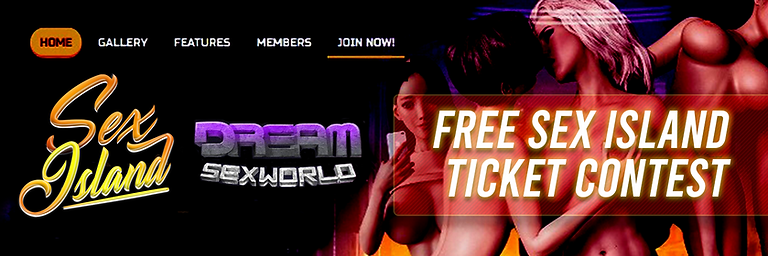Sex Island Free Tickets Contest
