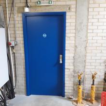 New doors at Pumping Station