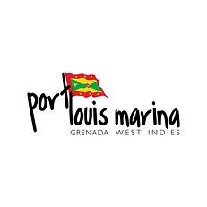 Port Louis Marina Grenada West Indies logo