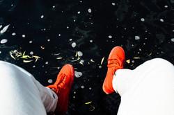 shoes | street marketing | guerilla marketing