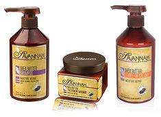 BUNDLE - Shampoo + Mask + Leave-in-Cream  ASIN B08KWHLV16