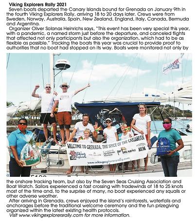 caribbean compass magazine article
