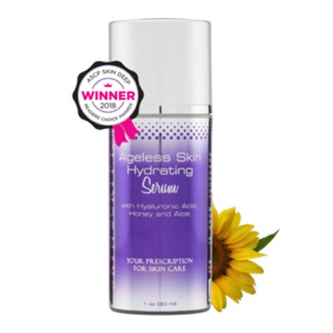 Ageless Skin Hydrating Serum (1oz)